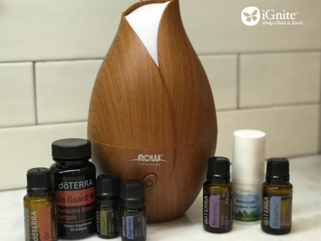 Why We Recommend Using Essential Oils as Part of Your Wellness Regime