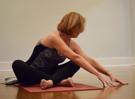 Mother's Day Yin Yoga Workshop