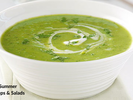 Our Favorite Summer Ready Soup and Salad Recipes