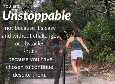 You are Unstoppable. Join our 30 Classes in 60 Days Challenge!