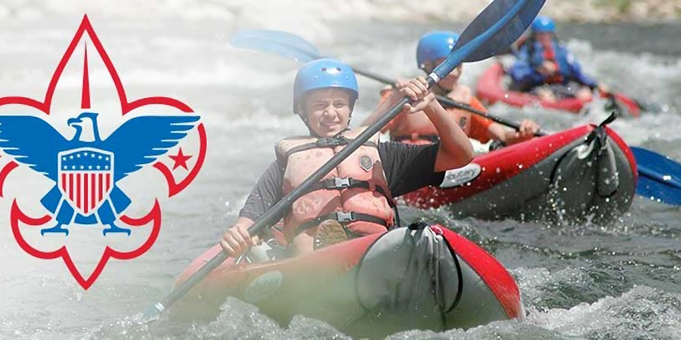 2019 Canoeing Campout