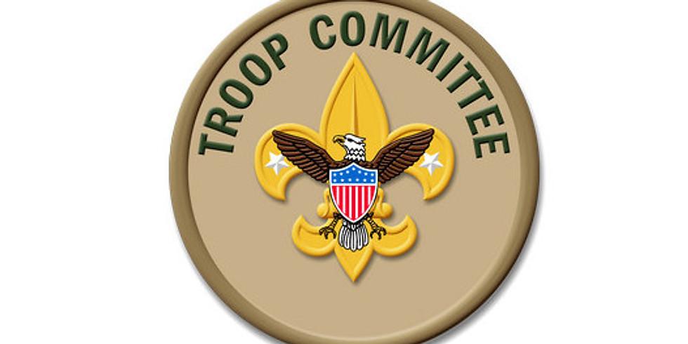 Troop 708 Committee Meeting