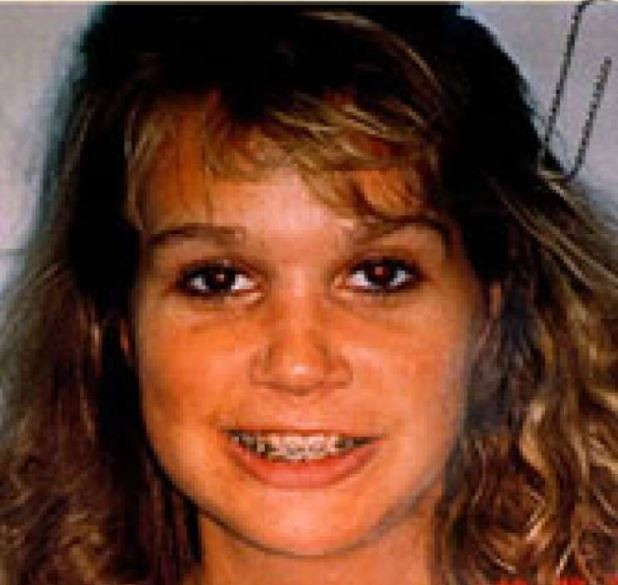 Kimberly McAndrew missing persons photo