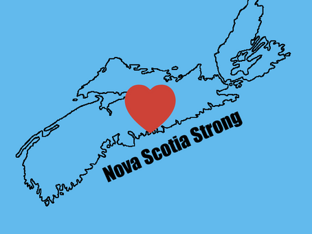 April 18/19, 2021 - Nova Scotia Strong