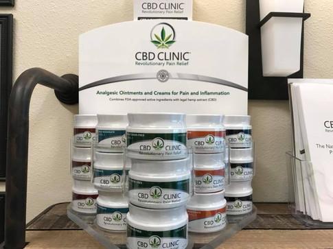 CBD Clinic Levels 1-5 $25-$90
