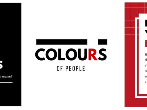 The Colours of People - Fighting Racism One Post at a Time