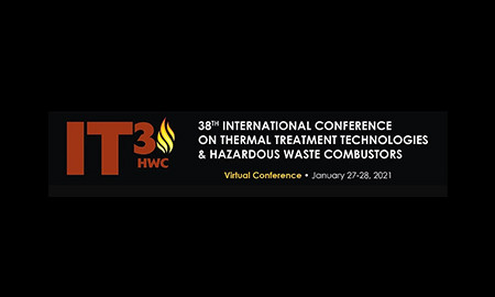 Join 374Water at the IT3/HWC conference on thermal treatment technologies!