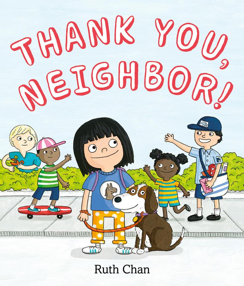 Thank You, Neighbor!
