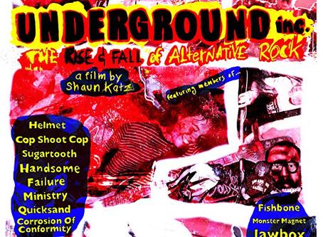 Underground Inc. Documentary Release
