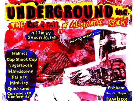 Underground Inc. Documentary Release