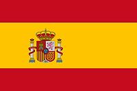 Flage of spain