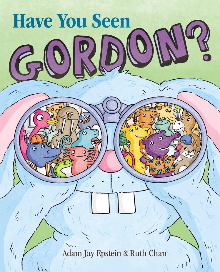 Have You Seen Gordon?