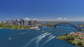 Top five places to visit for an architecture student in Australia.