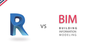 Difference between BIM and Revit