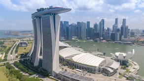 Architectural places to visit when in Singapore.