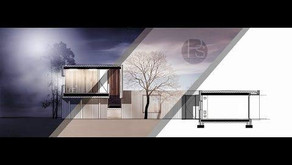 Photoshop in architecture !