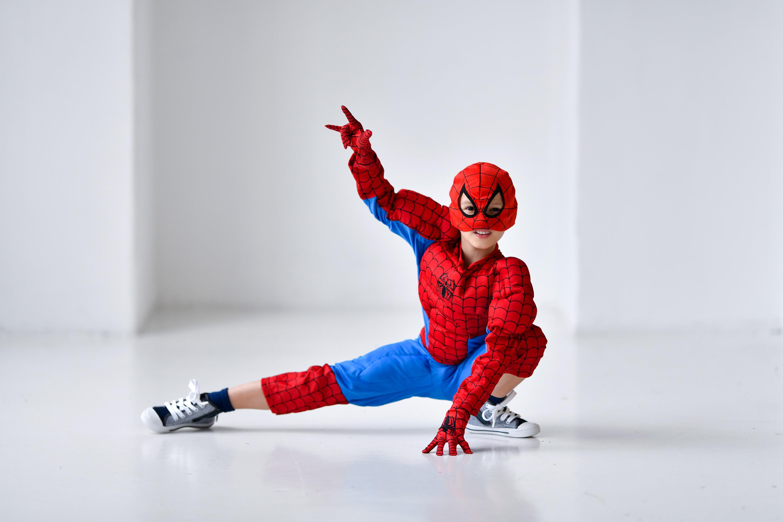 Super Hero fotózás