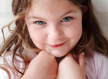 Hogyan fotózd otthon gyermekedet? - Portré 2-