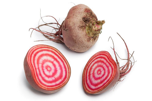 Candy Striped Beets 25#