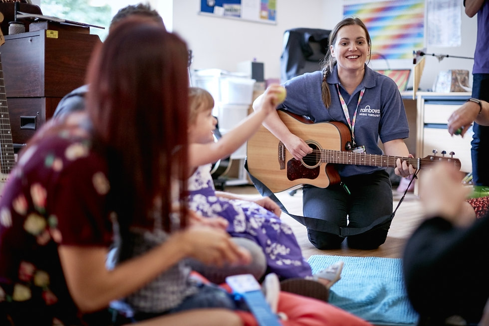 Music In Hospices