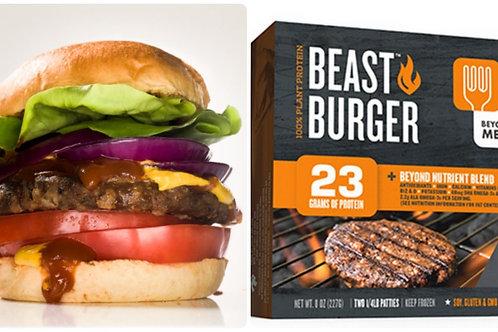Beast Burger (Beyond Meats) -Vegan
