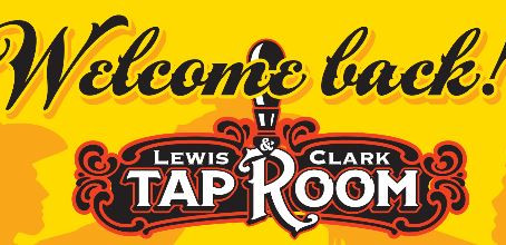 Lewis & Clark Tap Room Open in Phase 1