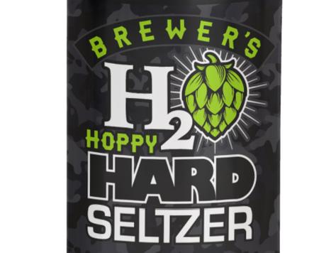 Brewer's H2O - Hoppy Craft Hard Seltzer