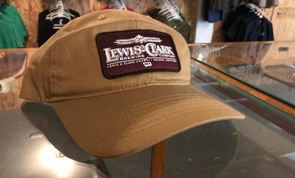 Lewis & Clark Hat - Tan