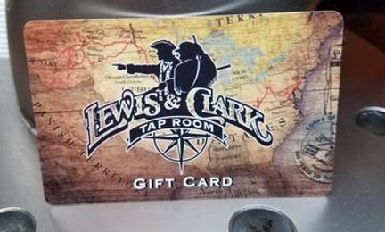 Lewis & Clark Gift Card