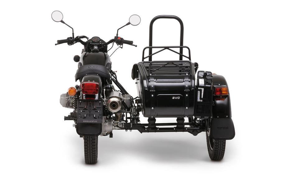 Ural T TWD Black matt 4