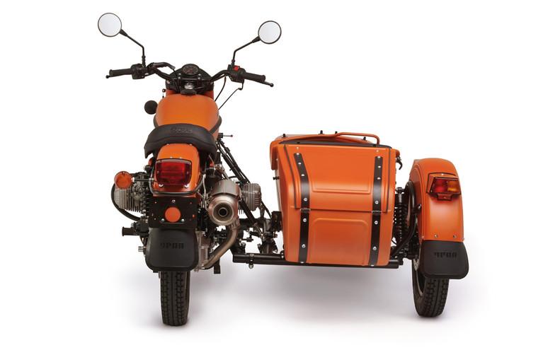 Ural Outback Orange 4