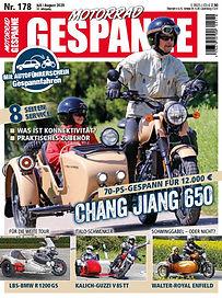 CJ Titel MotorradGespanne