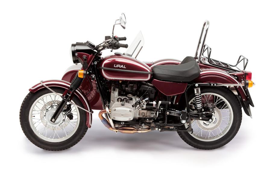 Ural Classic Burgundy 6
