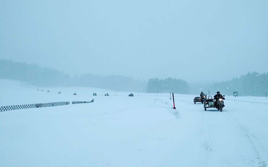 Ural Wintertreffen Prandegg 6