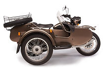 Ural Sportsman brown