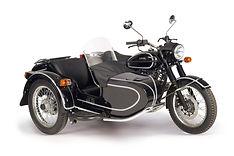 Ural Classic schwarz 8