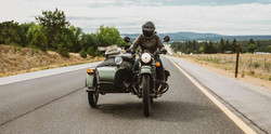 Ural on the way