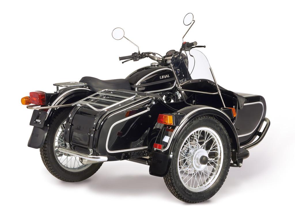 Ural Classic schwarz 3