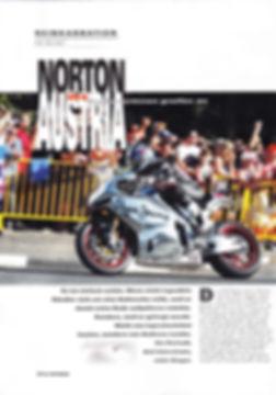 """Norton """"Der Reitwagen"""" 03/2019"""