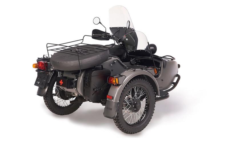 Ural Ranger Asphaltgrau 6