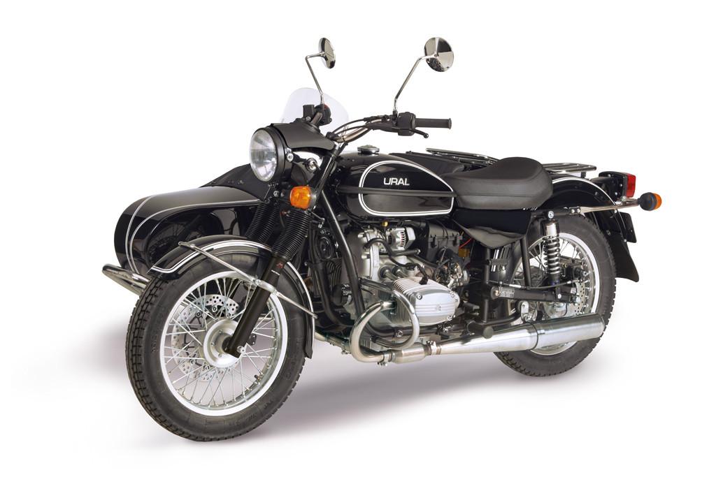 Ural Classic schwarz 2