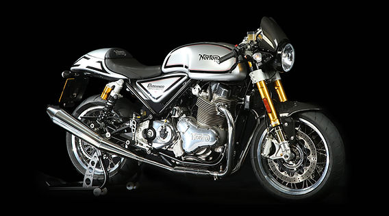 Norton Commando Café Racer, Production