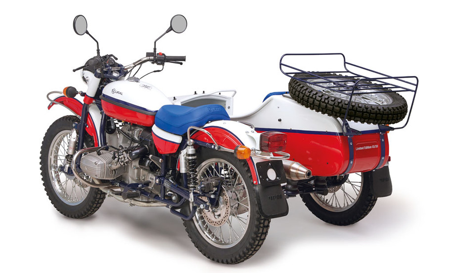 Ural Adventure 6