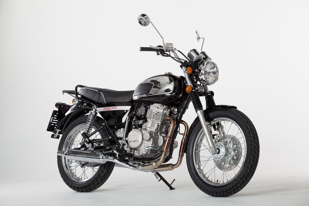 Jawa 350 OHC Black 1