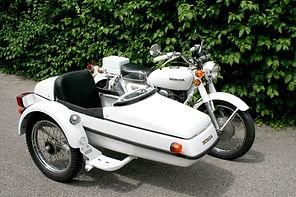 Honda mit Beiwagen Gebraucht 090920-2