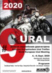 URAL #9 2020 Poster