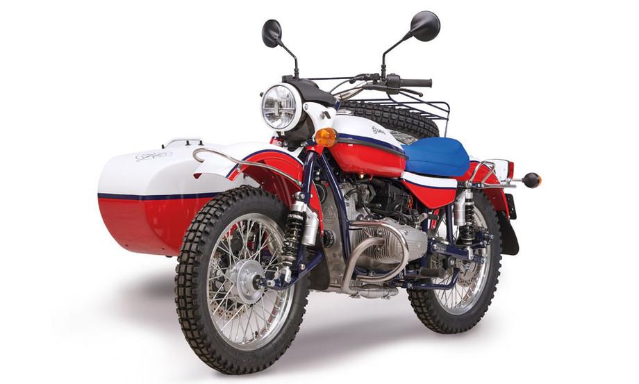 Ural Adventure 8