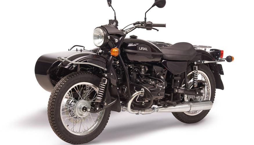 Ural cT Schwarz metallic 8