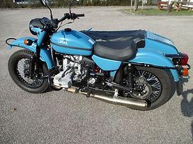 Ural cT Blaue Elise