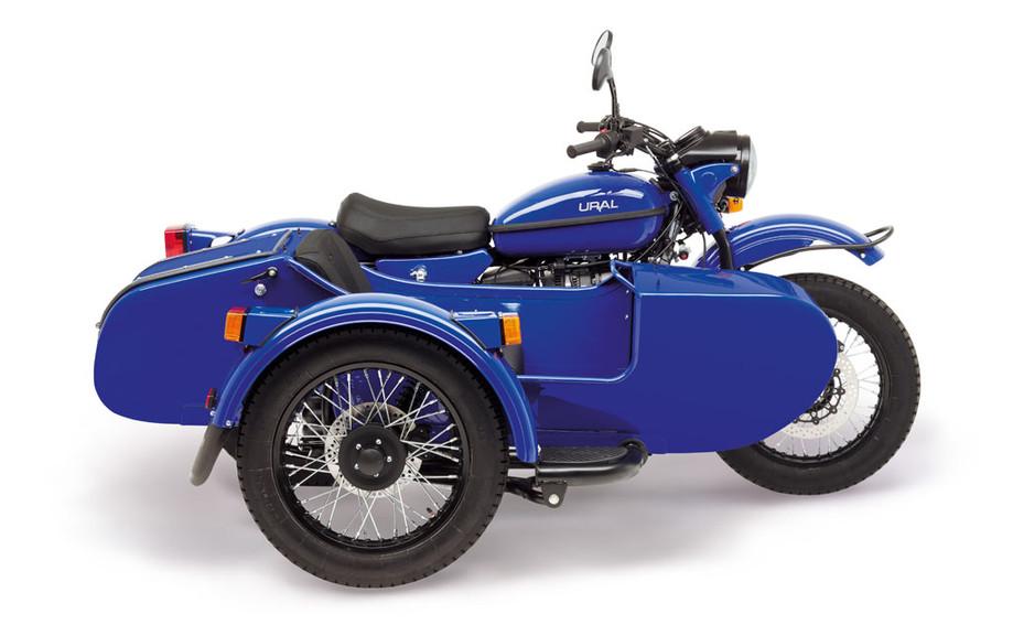 Ural cT Marine Blue 2